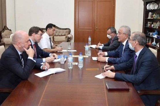 Узбекистан совместно с Германией решит вопрос о возможном наплыве афганских беженцев