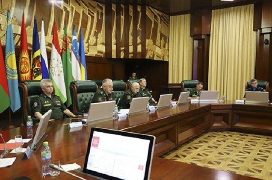 СМО СНГ организовал первый учебный сбор с руководителями военных ВУЗов СНГ