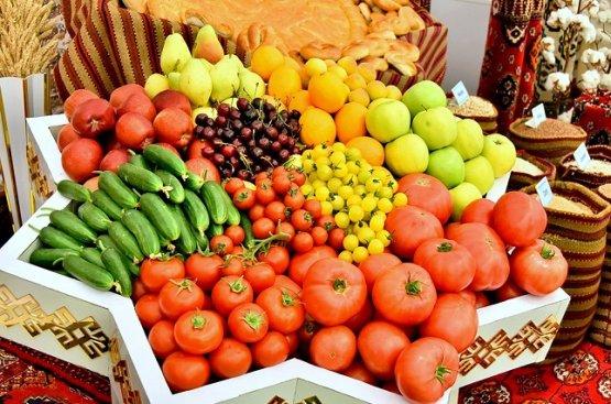За полгода члены СПП Туркменистана собрали свыше 150 тысяч тонн сельхозпродуктов