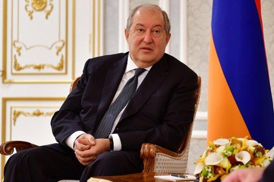 Президент Армении будет присутствовать на открытии Олимпиады-2020 в Токио