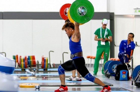 Спортсмены Туркменистана акклиматизировались в Японии и начали усердно тренироваться