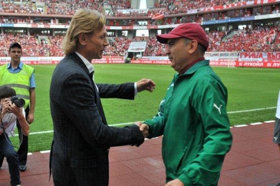 Уроженец Ашхабада кандидат на пост главного тренера сборной России
