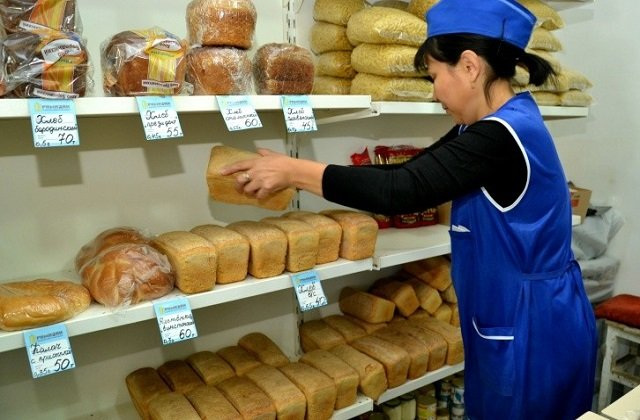 В Казахстане на 6% зафиксирован рост стоимости хлеба