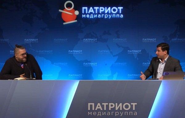 Журналист Фролов: Патриотические движения пользуются серьезной поддержкой петербуржцев