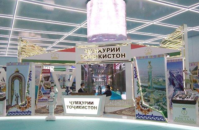 Таджикистан принял участие в выставке продукции стран ЦА в Туркменистане