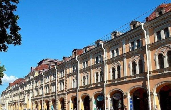 Петербургский бизнес пытается спасти Апраксин двор