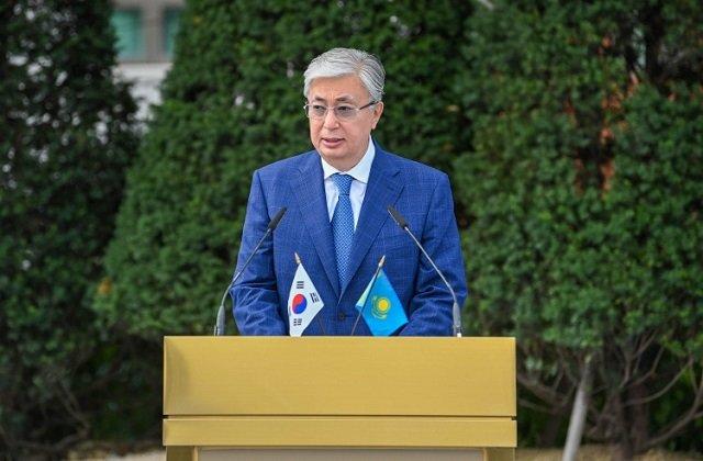 В Сеуле глава Казахстана встретился с президентами крупных корейских компаний