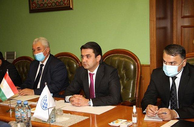 ВБ поможет Душанбе модернизировать системы водоснабжения и канализации