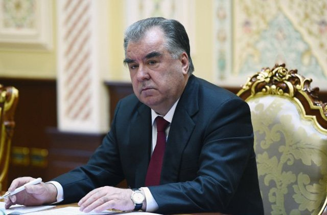 Президент Таджикистана обсудил с Шарлем Мишелем условие признания «Талибана»