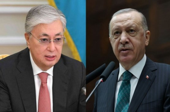 Президент Казахстана предложил помощь Турции в связи с массовыми лесными пожарами в стране