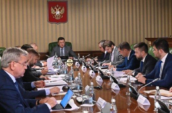 Александр Новак провёл совещание по организации  мирового форума «РЭН-2021»