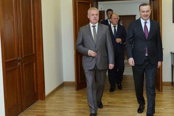 Прошли переговоры глав военных и внешнеполитических ведомств Армении и ОДКБ по проблеме безопасности
