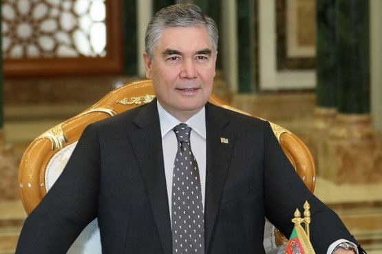 Си Цзиньпин выразил надежду на дальнейшее развитие сотрудничества Китая с Туркменистаном