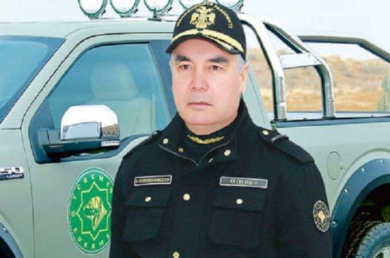 Бердымухамедов принял участие в церемонии открытия новых объектов Вооружённых Сил Туркменистана