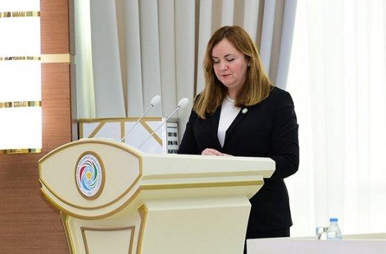 В ООН высоко оценили инициативу Ашхабада по проведению Женского форма в рамках саммита лидеров ЦА