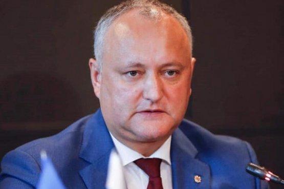 Экс-президент Молдовы рассказал о деталях переговоров со спецпредставителем Путина
