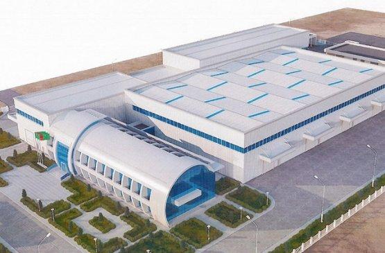 В Ашхабаде идёт строительство самого крупного в Средней Азии энергетического центра