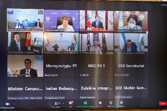 В Душанбе главы министерств культуры ШОС обсудили перспективы направления развития культурных связей