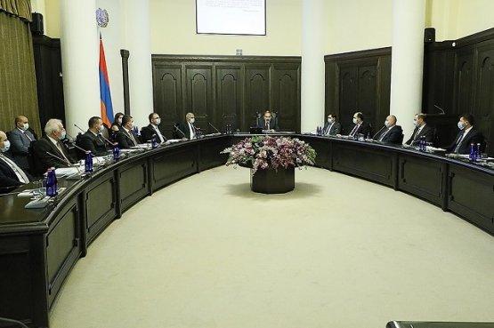 Правительство Армении проанализировало реализацию повестки дня по цифровизации страны