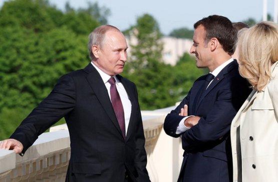 Президенты России и Франции обсудили Афганистан после прихода к власти Движения талибов
