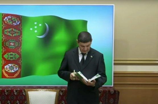 Президент Туркменистана назначил нового министра энергетики