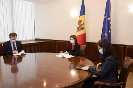 Молдова и Всемирный банк восстановят деятельность по инфраструктурным объектам