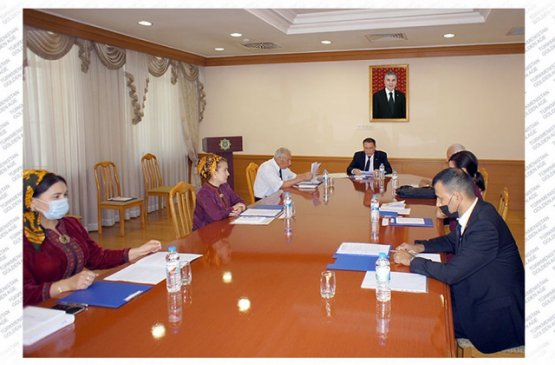 Туркменистан подвёл промежуточные итоги партнёрства с Международным институтом океана