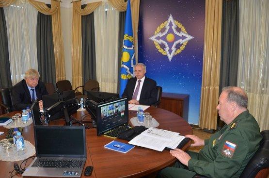 Страны ОДКБ договорились приложить дополнительные усилия для противодействия угрозам из Афганистана