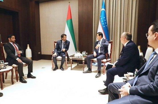МИВТ Узбекистана и ОАЭ обсудили перспективы продвижения партнёрства в области инветиций