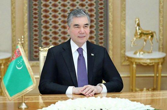 Президенту Туркменистана доложили о строительстве жилого массива в Лебапском велаяте