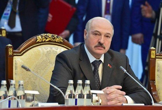 Лукашенко направил телеграмму соболезнования Токаеву
