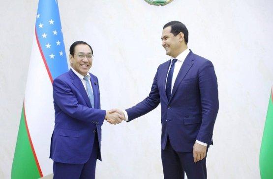 Представители Узбекистана и Японии рассмотрели вопросы мировой и региональной повестки