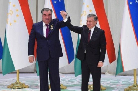 Главы Таджикистана и Узбекистана договорились усилить координации из-за напряжённости в Афганистане