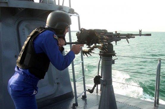 Военные моряки Азербайджана заняли последнее место в международном конкурсе артиллерийской стрельбы