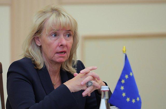 Представитель ЕС обещала ускорить подписание партнёрского соглашения с Киргизией