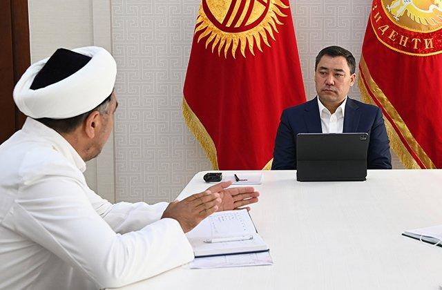 Президент Киргизии указал на необходимость улучшения религиозного образования