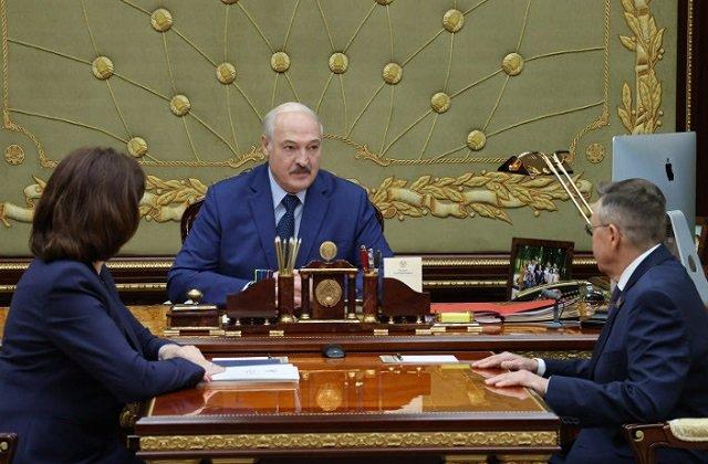 Лукашенко призвал «Белоруснефть» форсировать добычу сырья путём поиска новых месторождений