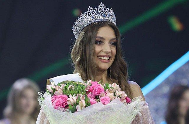 Дарья Гончаревич стала «Мисс Беларусь - 2021»