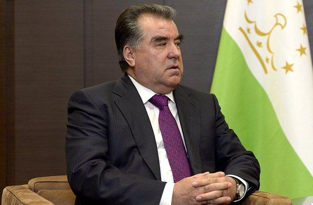 Эмомали Рахмон проведёт специальную встречу с президентом Ирана