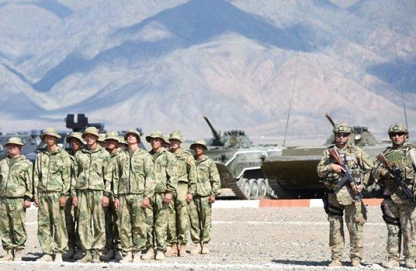 В Армении начались совместные учения спецслужб государств-участников ОДКБ