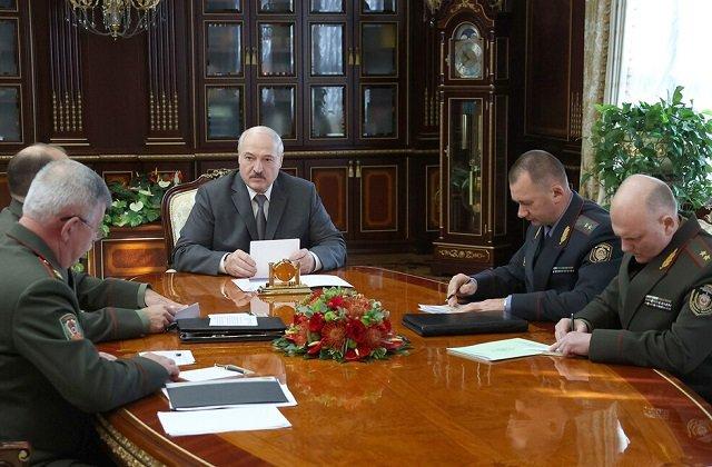 Президент Белоруссии выразил серьёзное беспокойство в связи с ситуацией на госгранице