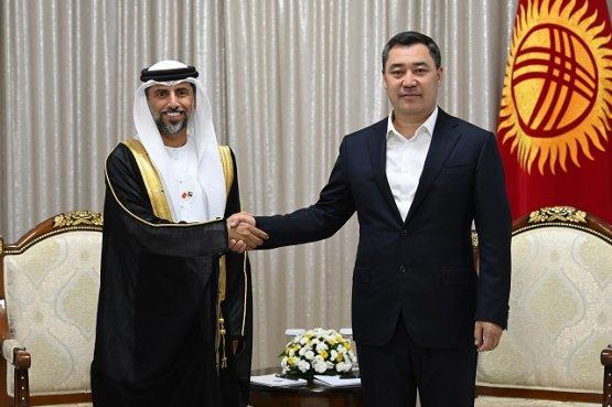Эмиратская сторона планирует открыть в странах Центральной Азии торгово-логистические центры