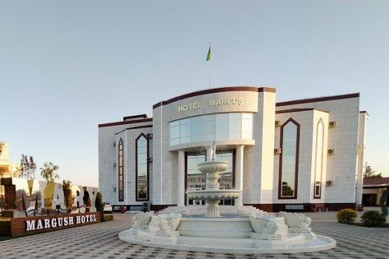Фешенебельный отель «Маргуш» обеспечит удобство и комфорт туристов и гостей Туркменистана