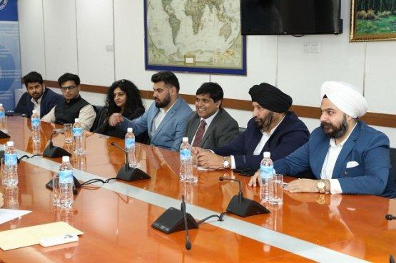 Бизнесмены Индии заинтересованы в поставках сельхозпродукции и меди из Кыргызстана