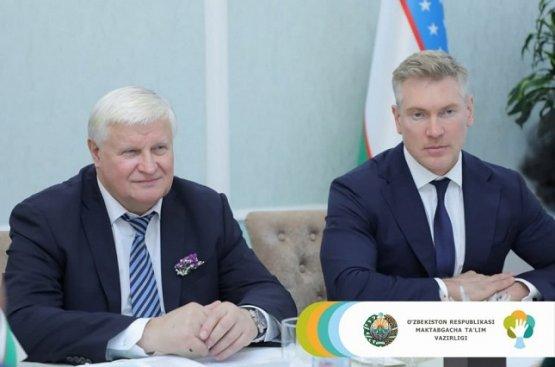 Узбекистан и Россия договорились эффективно организовать работу Филиала университета имени Герцена