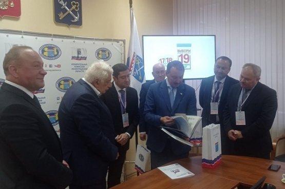 Мониторинговая группа от ШОС проведут наблюдение за голосованием в Госдуму России