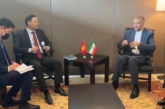 Кабмин Ирана предоставит Киргизии земельный участок и инфраструктуру в порту для транзита товаров