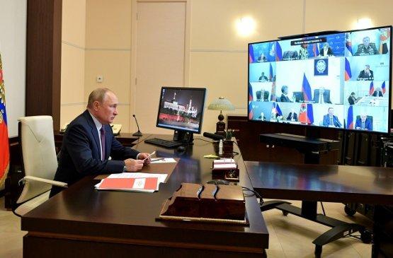 Владимир Путин обсудил совершенствование стратегического планирования России