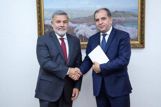 Новый посол Перу в Армении начинает свою дипломатическую миссию