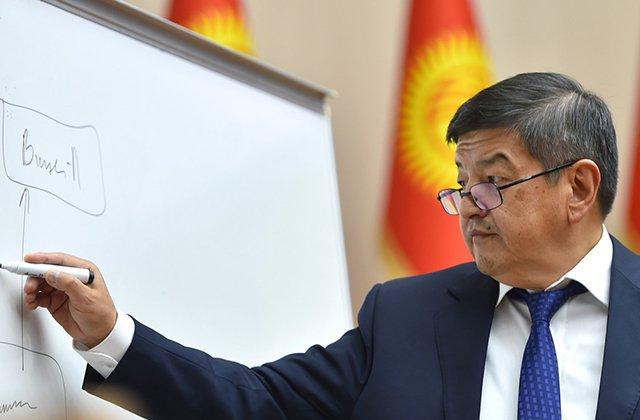 Акылбек Жапаров решил кардинально изменить работу администрации лидера КР